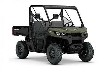 2017 Can-Am Defender for sale 200491911