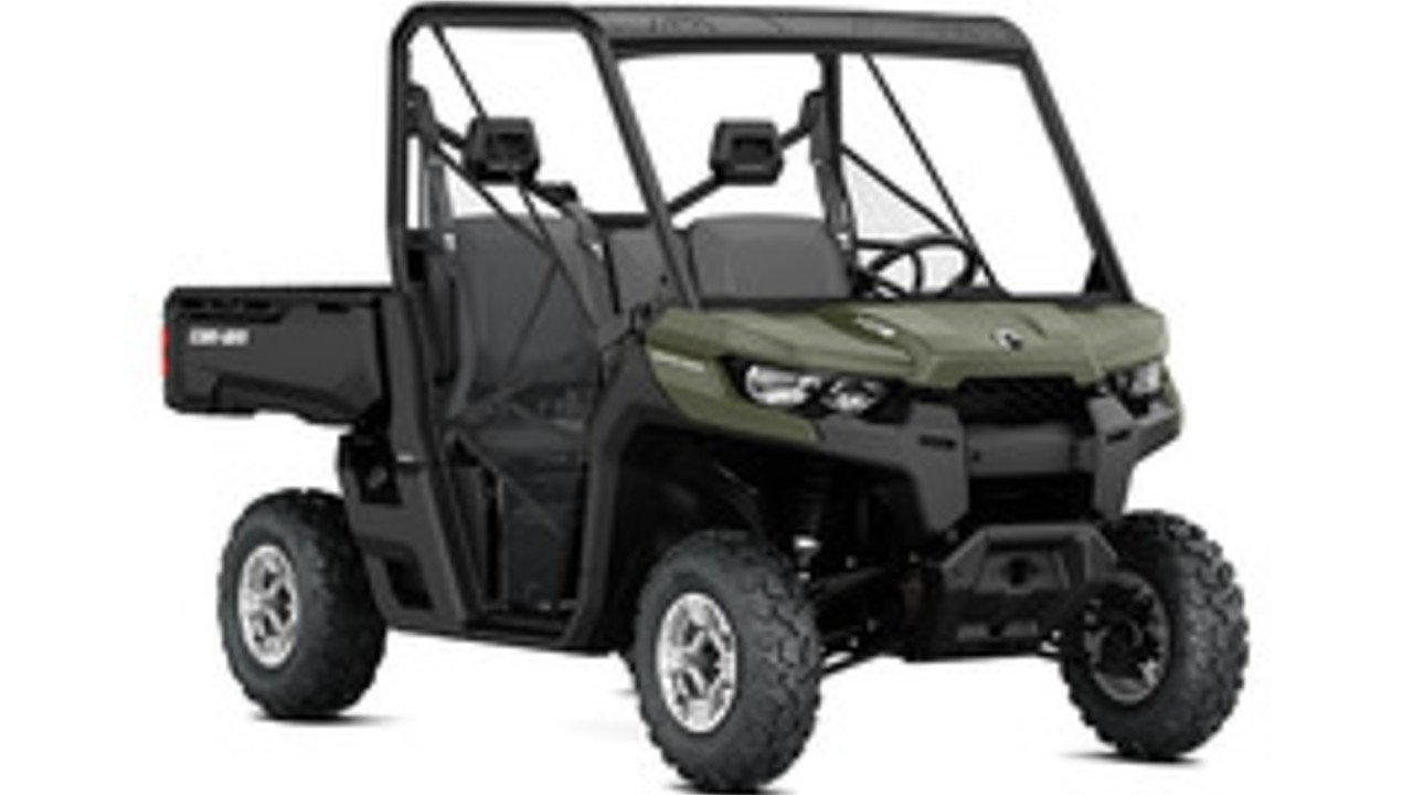2017 Can-Am Defender for sale 200501922