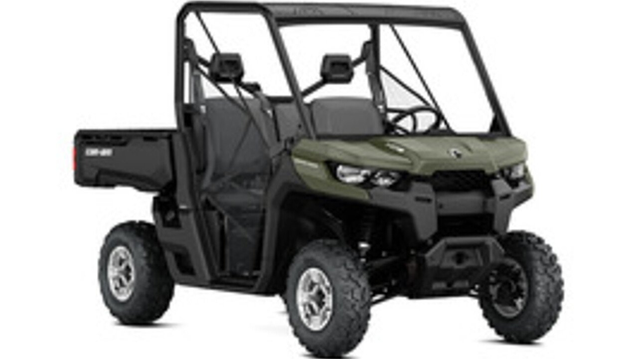 2017 Can-Am Defender for sale 200502070