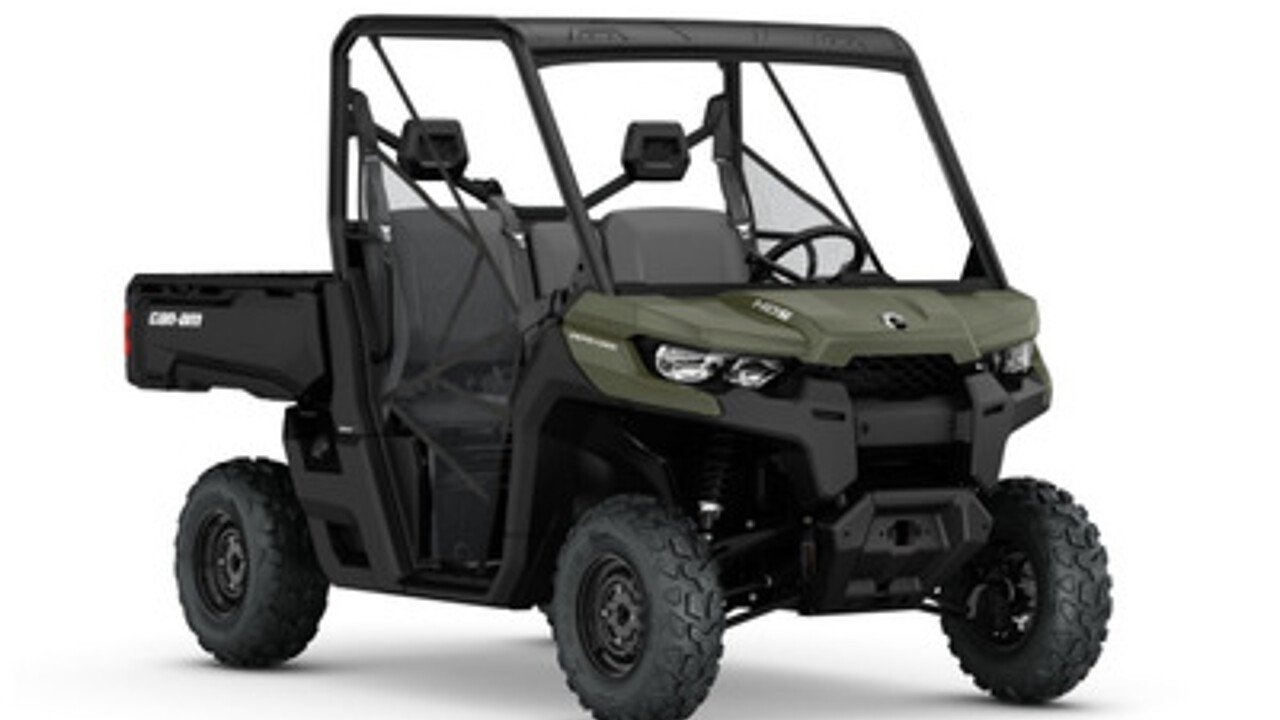 2017 Can-Am Defender for sale 200524748