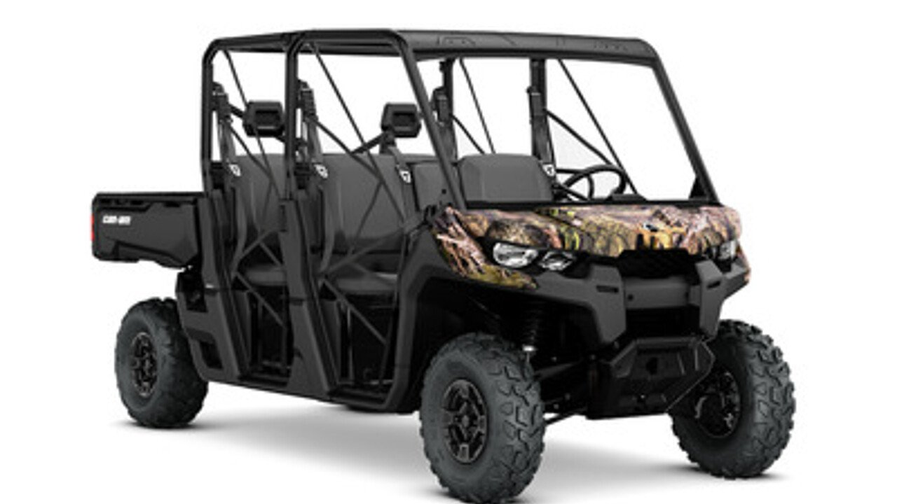 2017 Can-Am Defender for sale 200524859