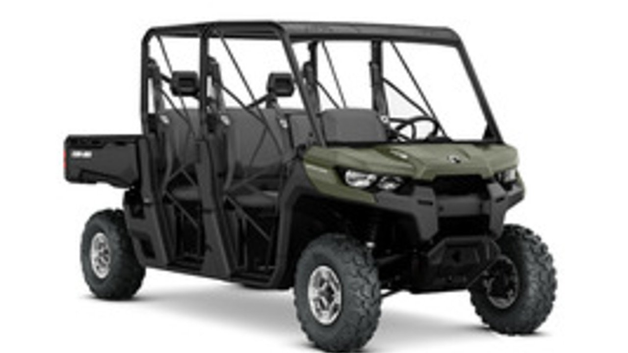 2017 Can-Am Defender for sale 200526287