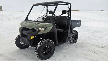 2017 Can-Am Defender for sale 200536885
