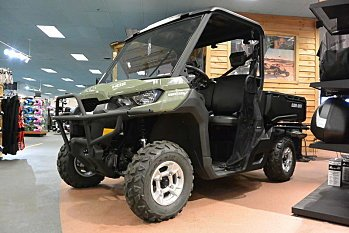 2017 Can-Am Defender for sale 200547729