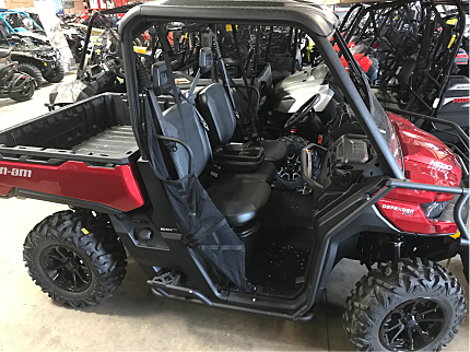 2017 Can-Am Defender for sale 200396207