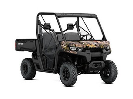 2017 Can-Am Defender for sale 200406824