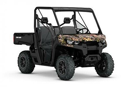 2017 Can-Am Defender for sale 200421739