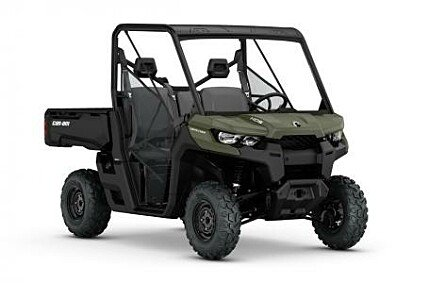2017 Can-Am Defender for sale 200421807