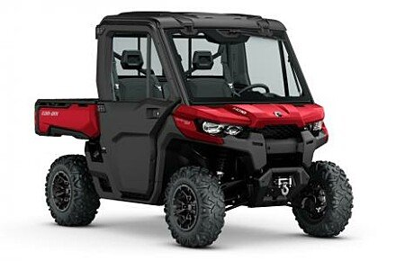 2017 Can-Am Defender for sale 200421811