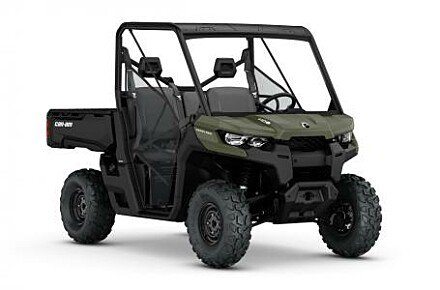 2017 Can-Am Defender for sale 200421866