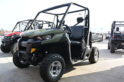 2017 Can-Am Defender for sale 200445599
