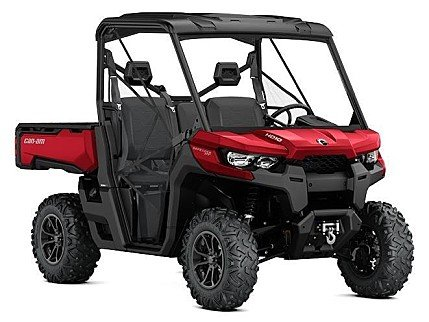 2017 Can-Am Defender for sale 200454327