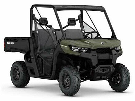 2017 Can-Am Defender for sale 200465141
