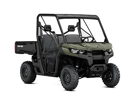 2017 Can-Am Defender for sale 200511070