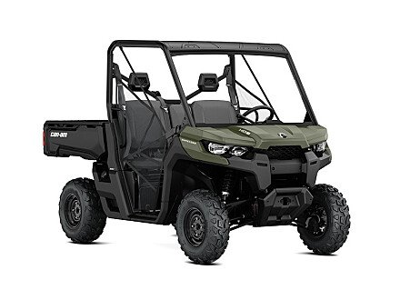 2017 Can-Am Defender for sale 200511120