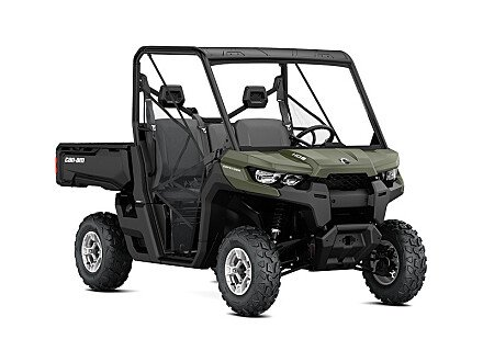 2017 Can-Am Defender for sale 200511121