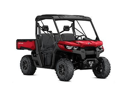 2017 Can-Am Defender for sale 200511122