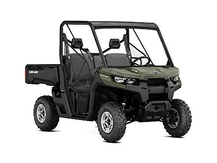 2017 Can-Am Defender for sale 200511123