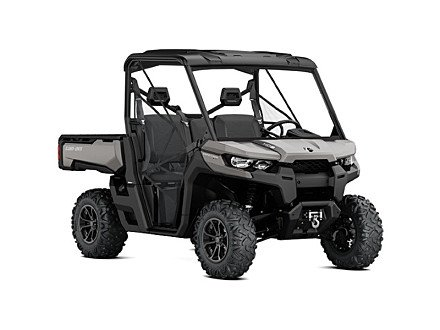 2017 Can-Am Defender for sale 200511124