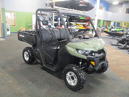 2017 Can-Am Defender for sale 200511253