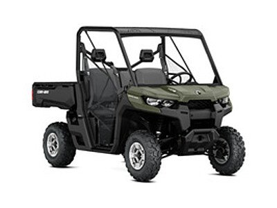 2017 Can-Am Defender for sale 200518414