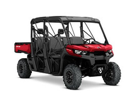 2017 Can-Am Defender for sale 200526291