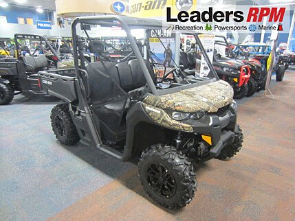 2017 Can-Am Defender for sale 200535054