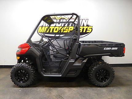 2017 Can-Am Defender for sale 200538321