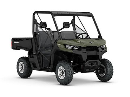 2017 Can-Am Defender for sale 200593030
