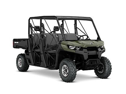 2017 Can-Am Defender for sale 200635920
