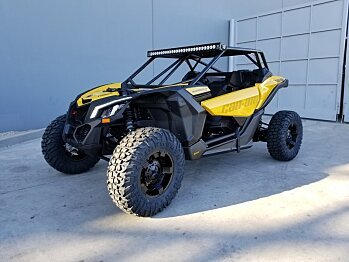 2017 Can-Am Maverick 1000R X3 XDS for sale 200402225