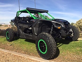 2017 Can-Am Maverick 1000R for sale 200411606