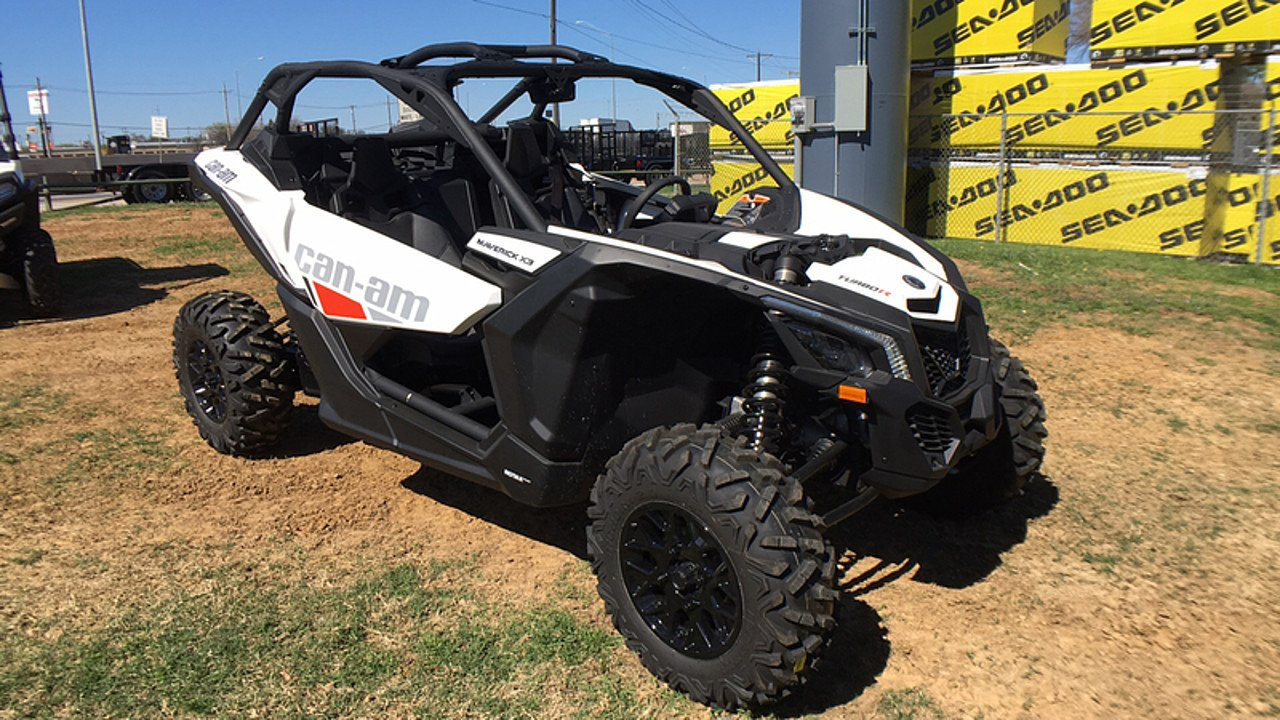 2017 Can-Am Maverick 1000R for sale 200420834