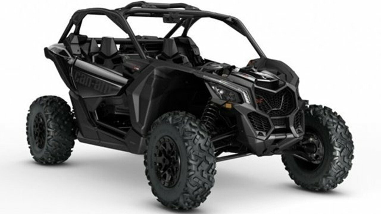 2017 Can-Am Maverick 1000R X3 XDS for sale 200438499