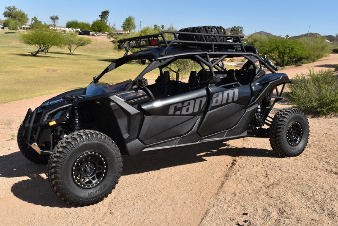 2017 Can Am Maverick 4 Seater >> 2017 Can-Am Maverick MAX 1000R for sale near Phoenix, Arizona 85032 - Motorcycles on Autotrader