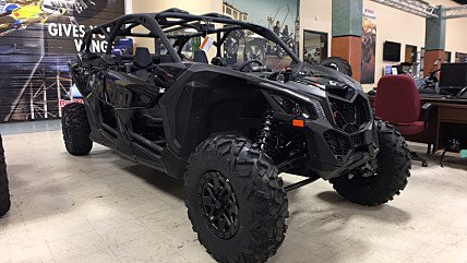 2017 Can-Am Maverick MAX 1000R X3 for sale 200462157