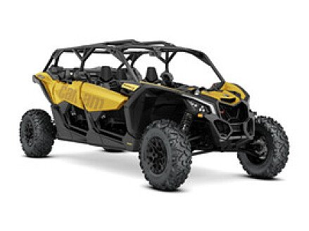 2017 Can-Am Maverick MAX 1000R X3 for sale 200466763