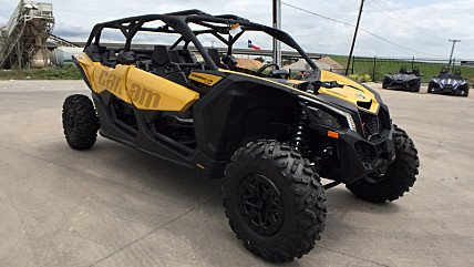2017 Can-Am Maverick MAX 1000R X3 for sale 200469025