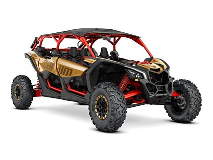 2017 Can-Am Maverick MAX 1000R for sale 200518677