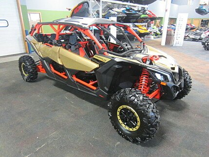 2017 Can-Am Maverick MAX 1000R for sale 200535801