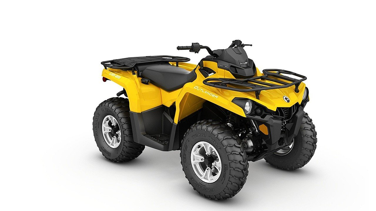 2017 Can-Am Outlander 450 for sale 200367742
