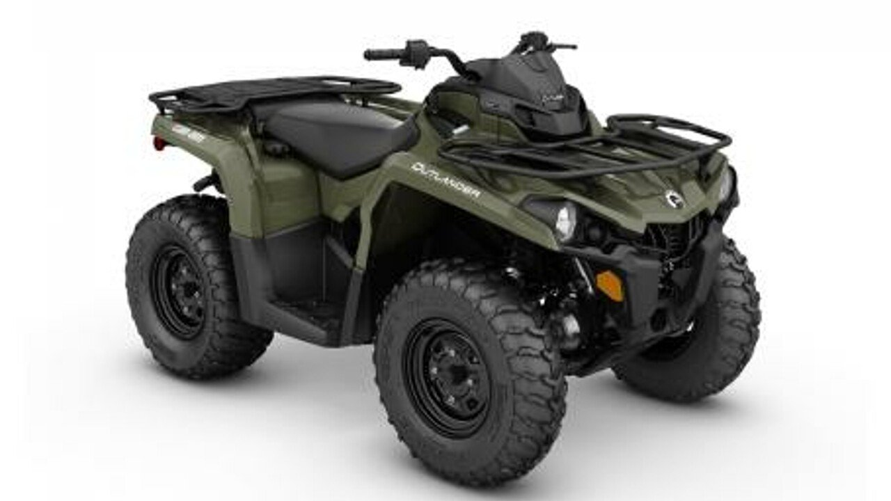 2017 Can-Am Outlander 450 for sale 200439566