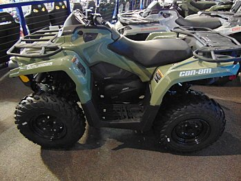 2017 Can-Am Outlander 450 for sale 200467907