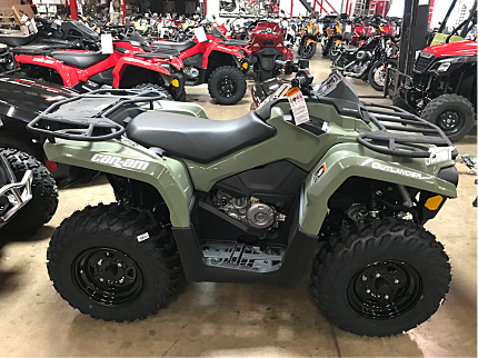 2017 Can-Am Outlander 450 for sale 200396212