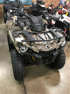 2017 Can-Am Outlander 450 for sale 200417115
