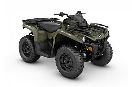 2017 Can-Am Outlander 450 for sale 200445993