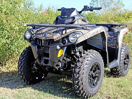 2017 Can-Am Outlander 450 for sale 200463255