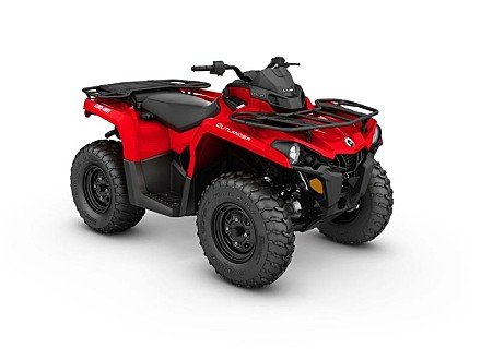 2017 Can-Am Outlander 450 for sale 200465115