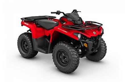 2017 Can-Am Outlander 450 for sale 200491876