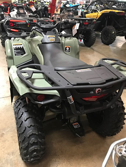 2017 Can-Am Outlander 450 for sale 200502079